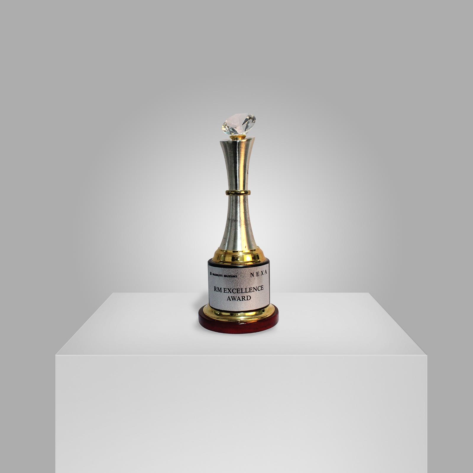 Maruti-suzuki-rm-excellence-award