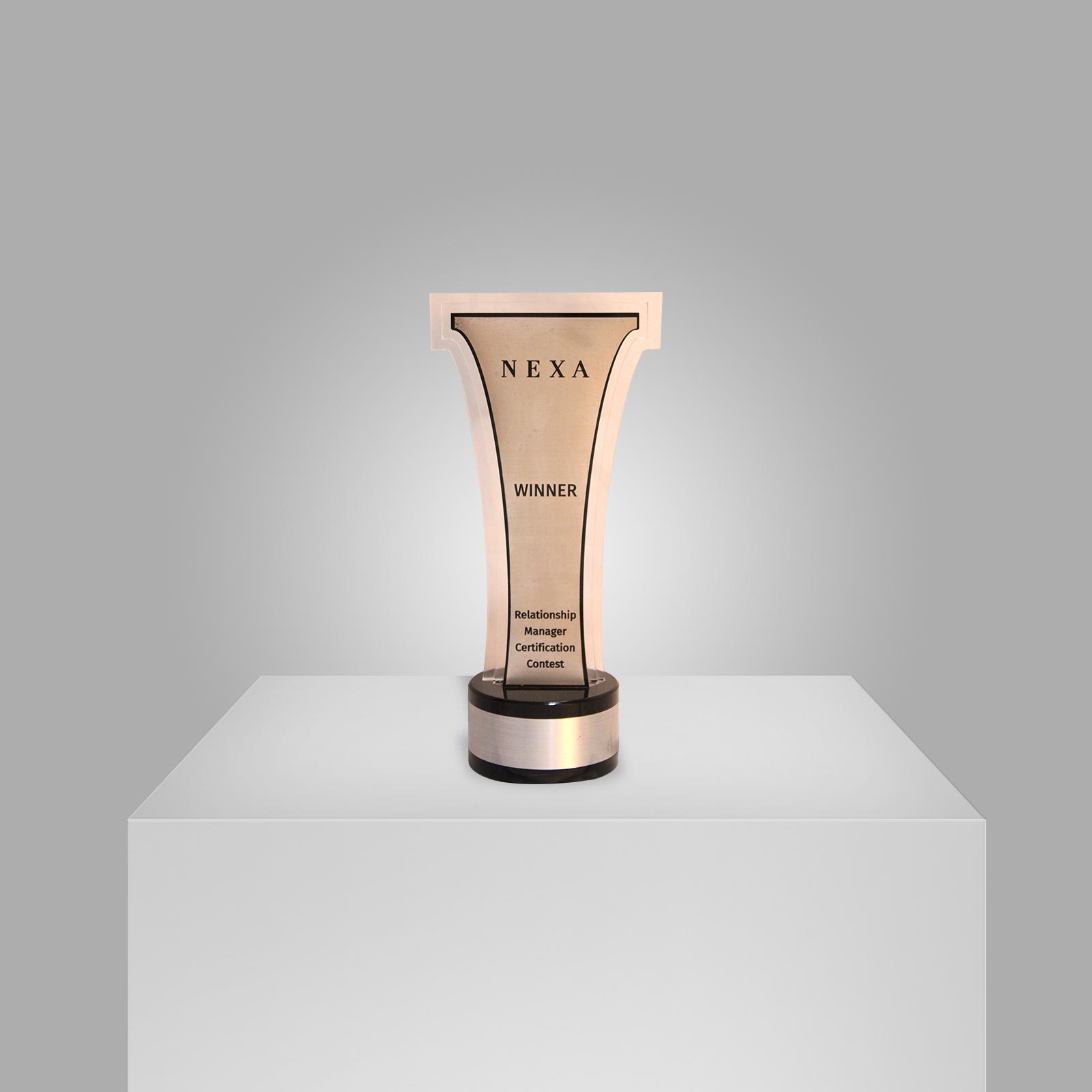 nexa-relationship-manager-certification-winner